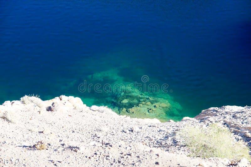 De Hoover-Dam d48 stock foto