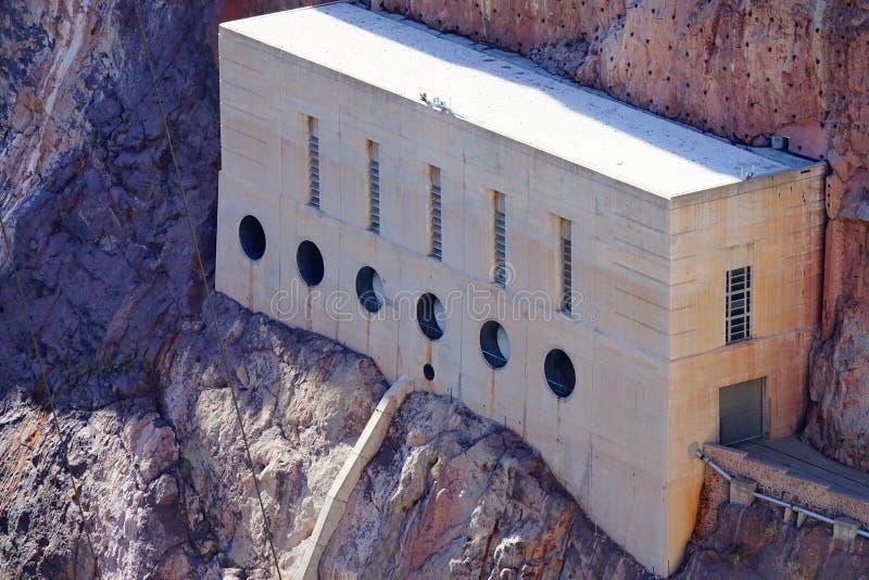 De Hoover-Dam d26 royalty-vrije stock foto