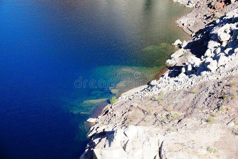 De Hoover-Dam d22 royalty-vrije stock afbeelding