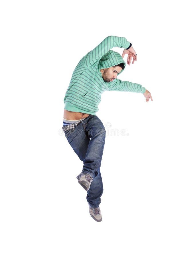 De hopdanser van de heup royalty-vrije stock afbeelding