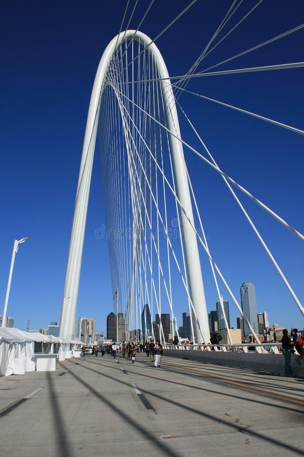 De Horizon van Dallas stock afbeelding