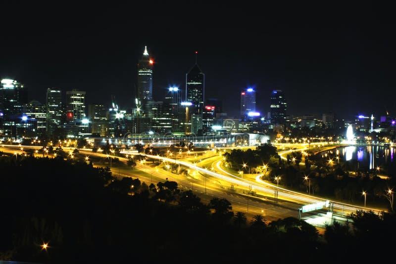 De Horizon van Perth royalty-vrije stock foto