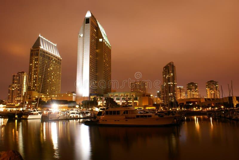De Horizon van San Diego royalty-vrije stock afbeelding