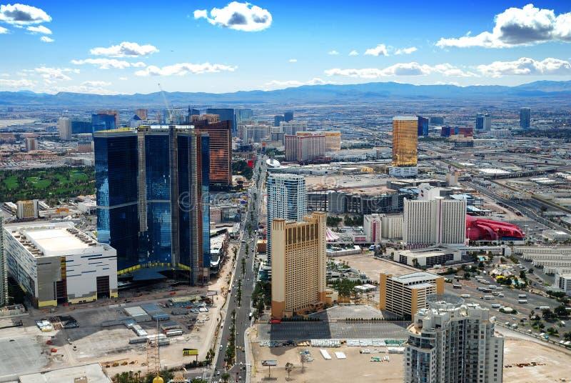 De Horizon van Vegas van Las royalty-vrije stock afbeelding
