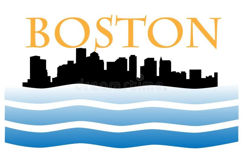De horizon W van Boston