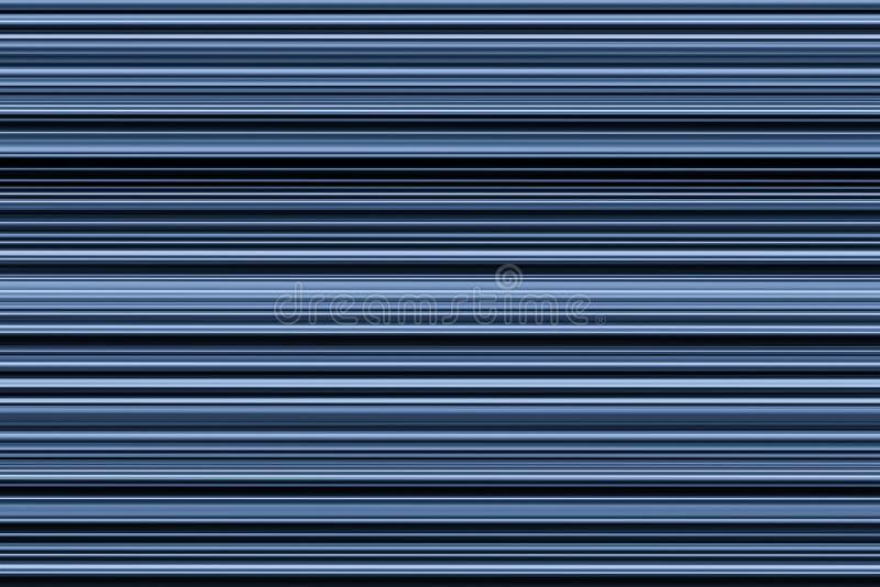 De horizontale donkerblauwe het verpakkende document van het achtergrondbasisontwerp zwart-wit vastgestelde samenvatting van stei royalty-vrije stock foto