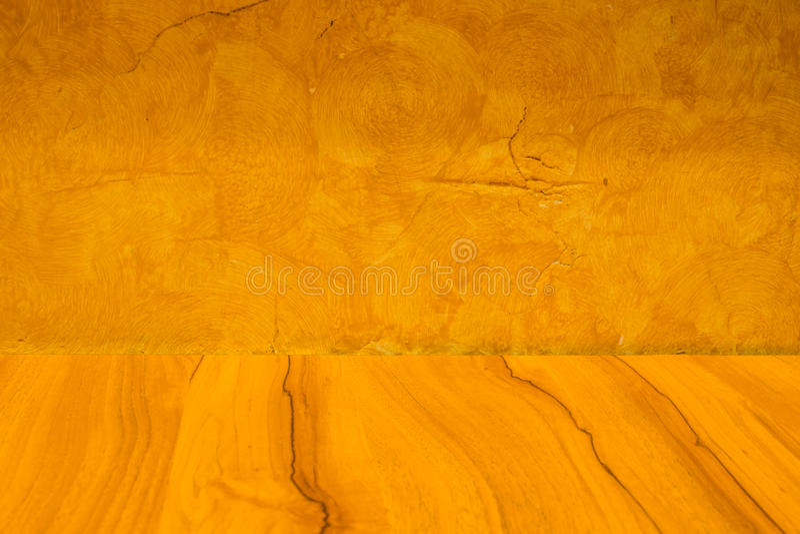De hout en muurtextuur voor achtergrond royalty-vrije stock afbeelding