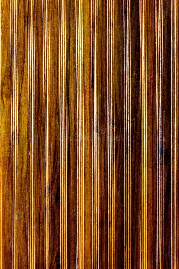De houten achtergrond is bruin royalty-vrije stock foto