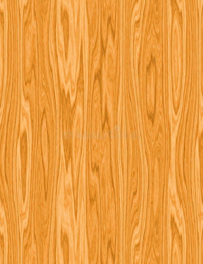 De houten achtergrond van de korreltextuur stock illustratie