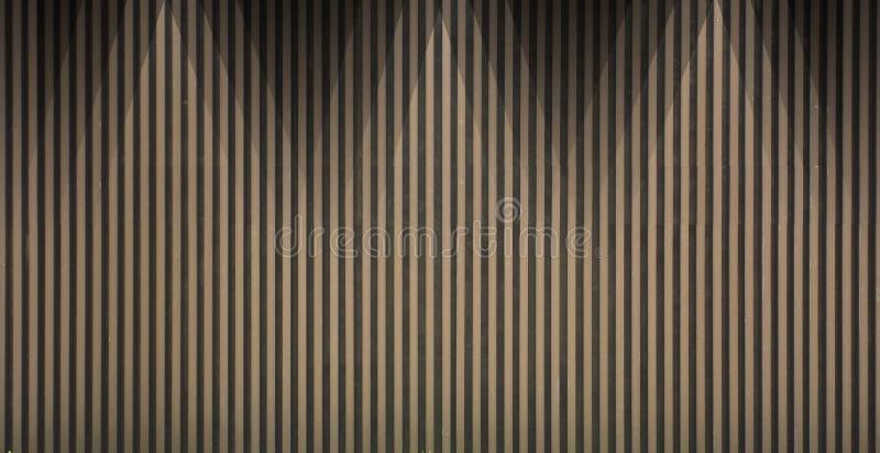 De houten achtergrond van de latmuur stock afbeeldingen