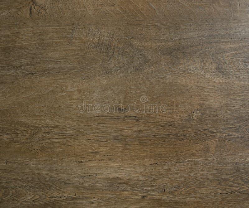De houten hoogste mening van de lijstoppervlakte stock foto