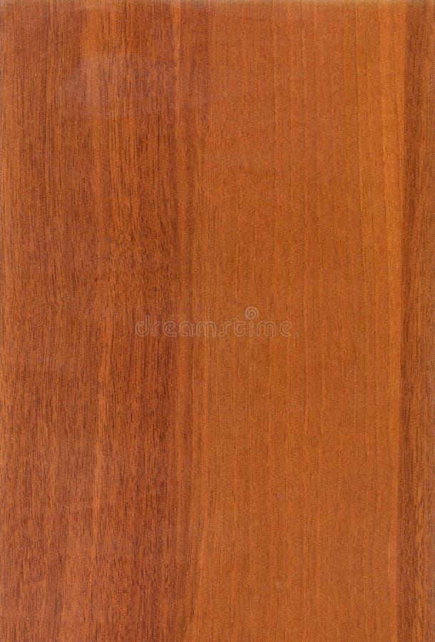 De houten Italiaanse textuur van de Okkernoot royalty-vrije stock foto