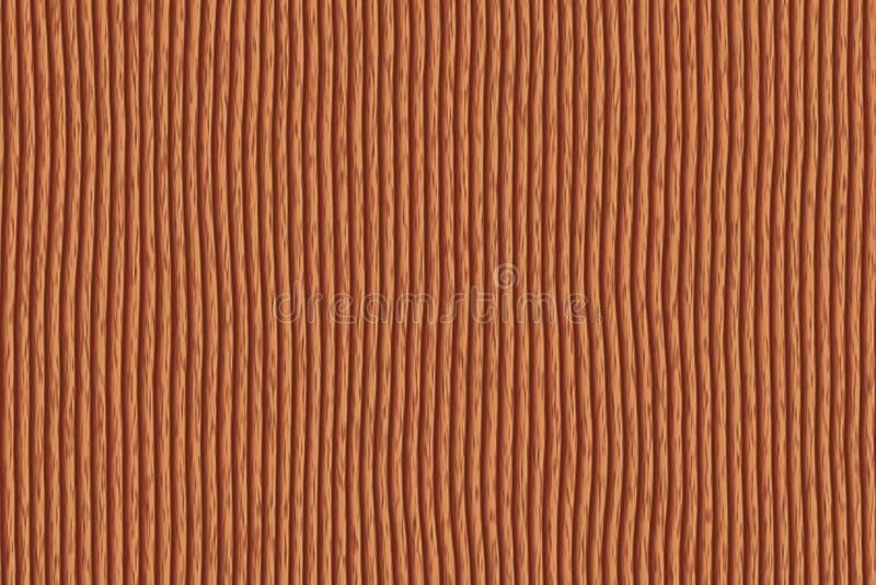 De houten korrel van de ceder vector illustratie