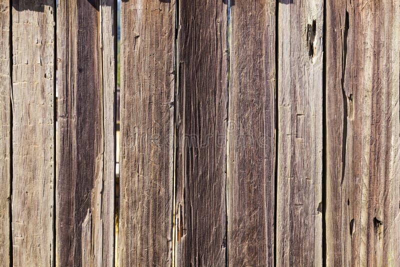 De houten muren van fortross stock foto's