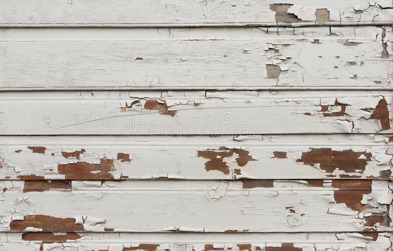 Download De Houten Muur Met Witte Verf Wordt Streng Doorstaan En Schil Stock Foto - Afbeelding bestaande uit decoratief, latje: 54081828