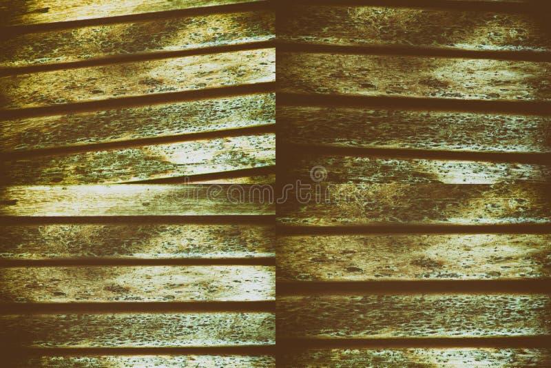 De houten textuur van de bankplank voor website of mobiele apparaten, ontwerpelement royalty-vrije stock afbeeldingen