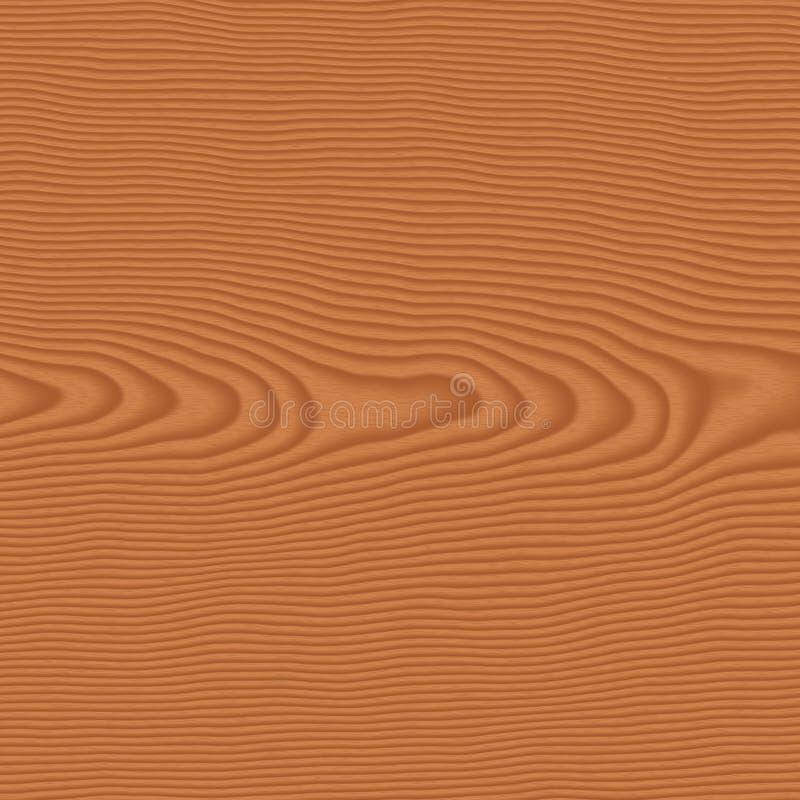 De Houten Textuur van de cipres vector illustratie