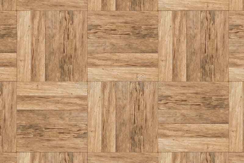 De houten textuur van het Grungeparket royalty-vrije stock foto