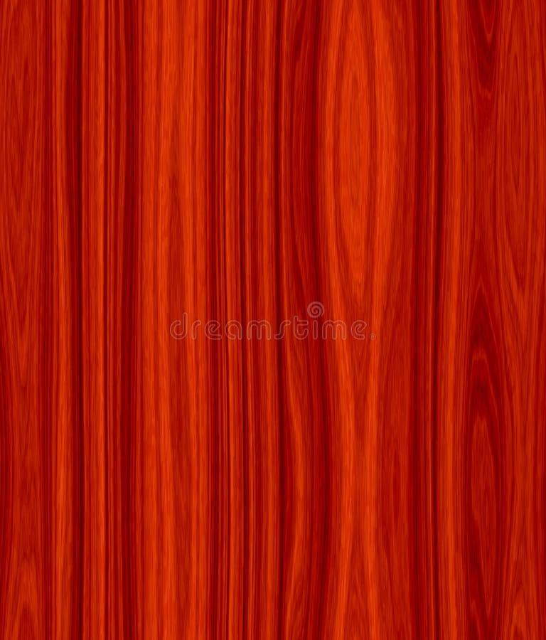 De houten textuur van het korrelhout royalty-vrije illustratie