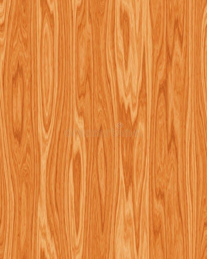 De houten textuur van het korrelhout vector illustratie