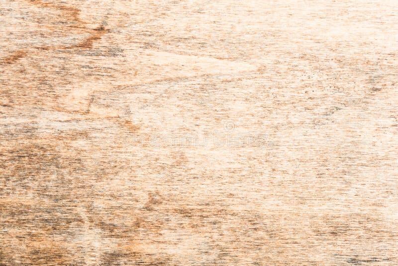 De houten textuur zeer oude eik, het ruwe hout is niet eenvormig stock afbeelding
