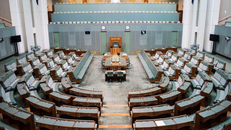 De Huis van Afgevaardigdenkamer stock foto's