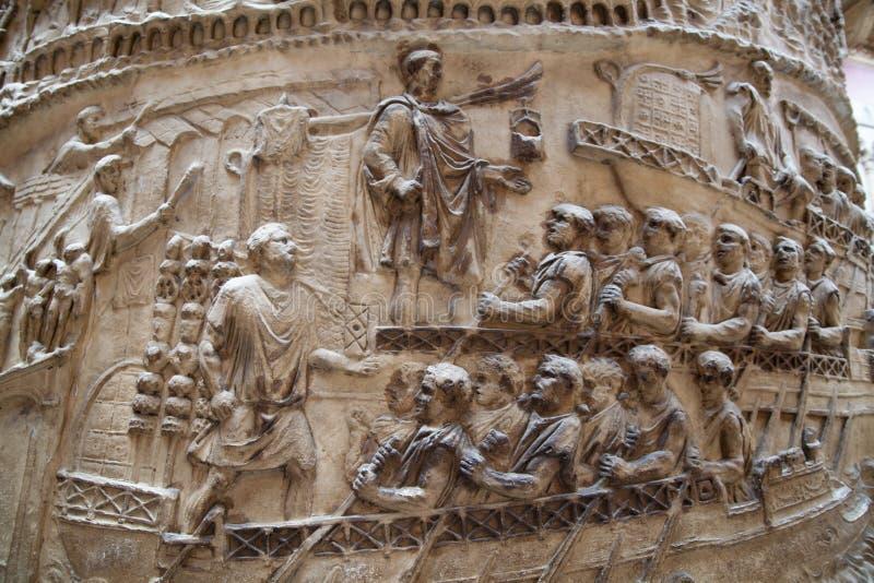 De hulp van het bijbelverhaal Tentoonstellingszaal van Victoria en Albert Museum stock foto