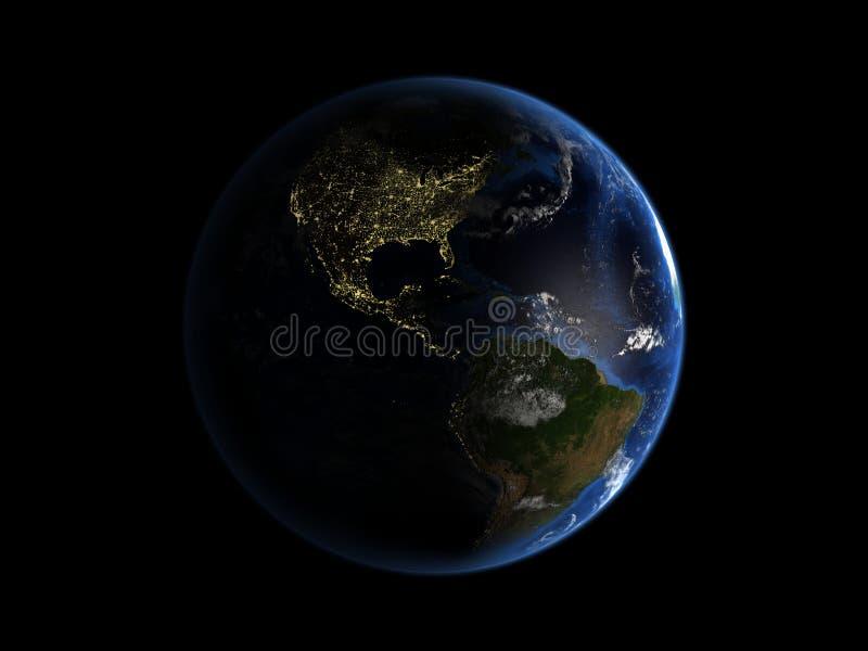 De Huren van de aarde vector illustratie