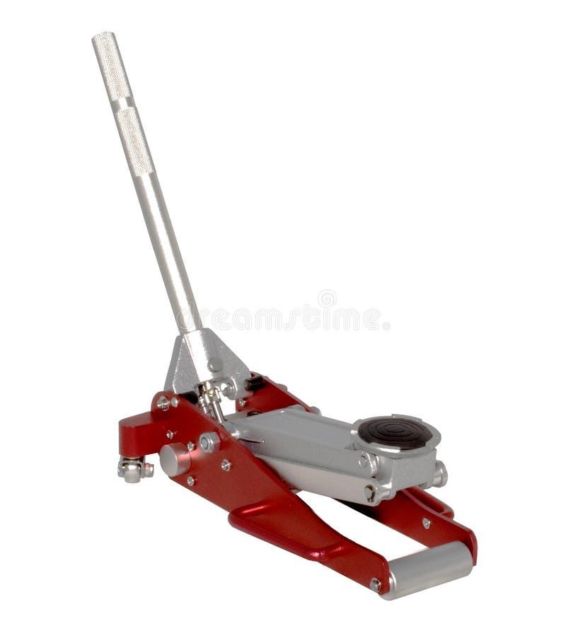 De hydraulische Hefboom van de Vloer royalty-vrije stock foto