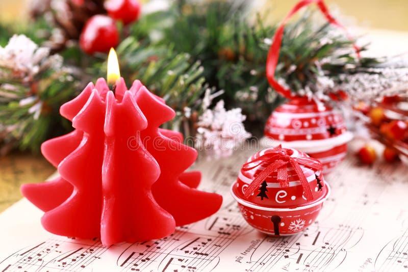 De hymne van Kerstmis royalty-vrije stock fotografie