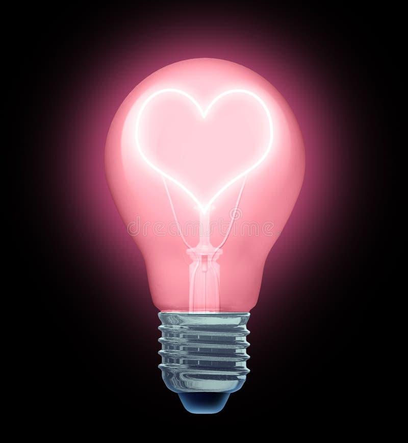 De Ideeën van de liefde vector illustratie