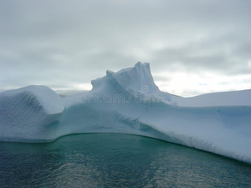 De ijsberg van Antarctica royalty-vrije stock afbeeldingen