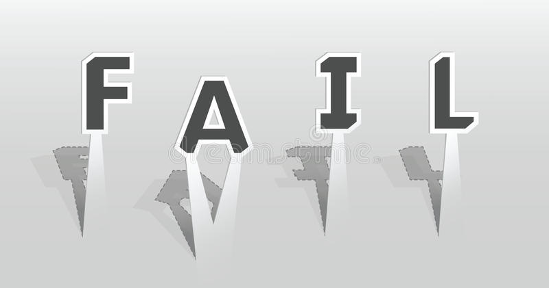 Download De Illustratie Van Ontbreekt Woord Vector Illustratie - Illustratie bestaande uit creatief, vector: 29501328