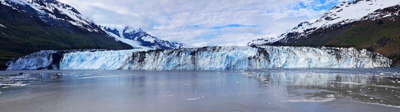 De immense Gletsjer van Harvard royalty-vrije stock fotografie