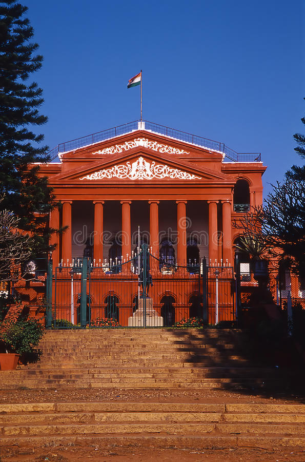 De Indische bouw royalty-vrije stock foto