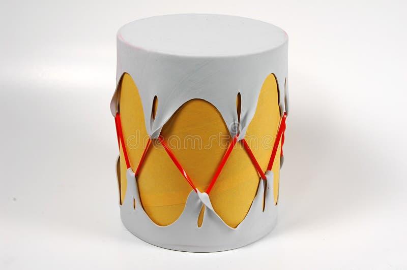 De Indische Trommel Van Het Stuk Speelgoed Stock Afbeeldingen