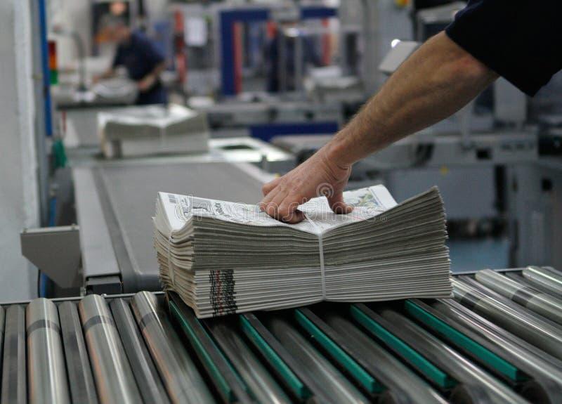 De industrie van de compensatiedruk stock afbeeldingen