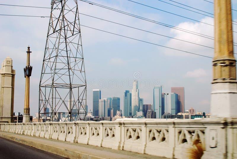 De Infrastructuur van Los Angeles royalty-vrije stock foto