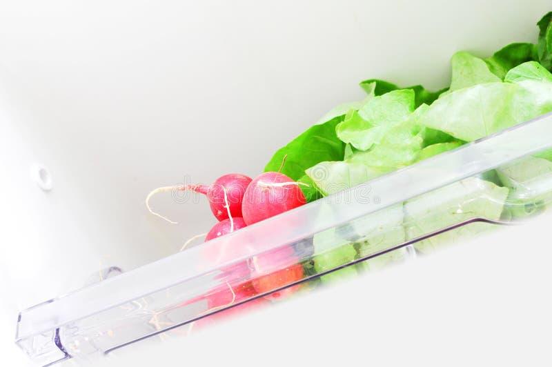 De ingrediënten van de salade royalty-vrije stock fotografie