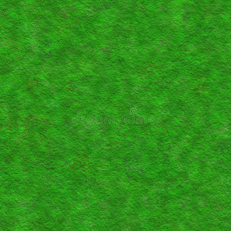 De installatieoppervlakte van het mos stock fotografie