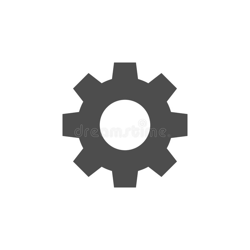 de intercâmbio de dados de um ícone do computador Elementos do ícone da Web Ícone superior do projeto gráfico da qualidade Sinais ilustração stock