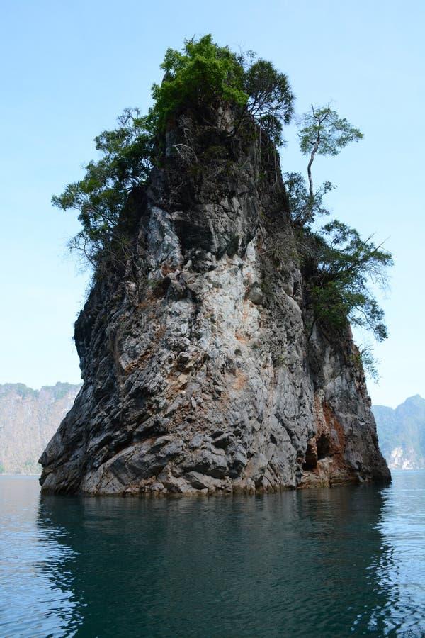 De interessante opmerking van Chaewlan dam stock fotografie