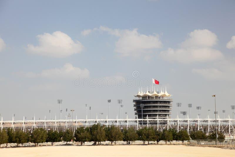 De Internationale Kring van Bahrein royalty-vrije stock afbeeldingen
