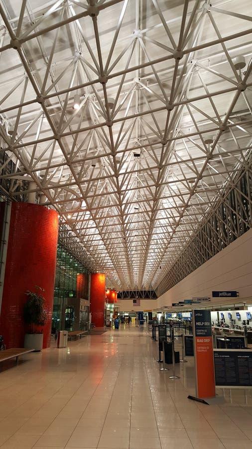 De internationale luchthaven van Baltimore Washington royalty-vrije stock afbeelding