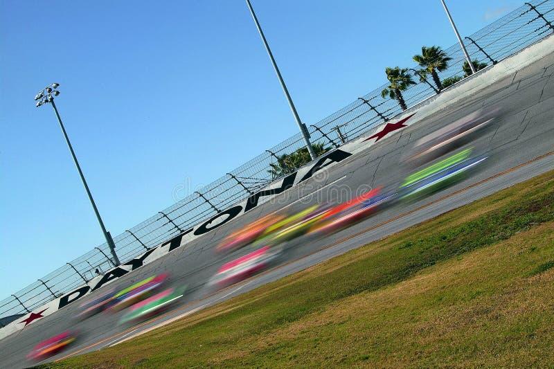 De Internationale Speedwaybaan van Daytona royalty-vrije stock afbeeldingen