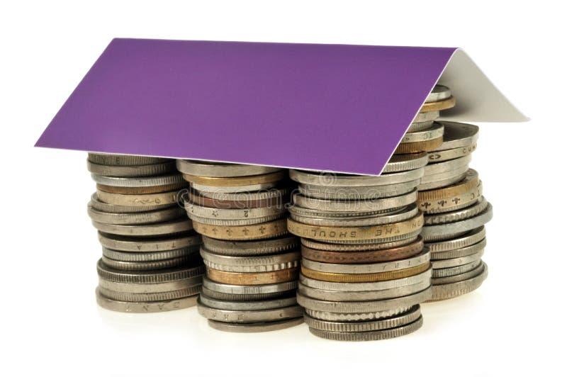 De investeringsconcept van onroerende goederen royalty-vrije stock foto