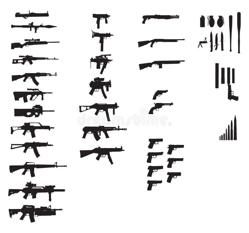 De inzameling van het kanon