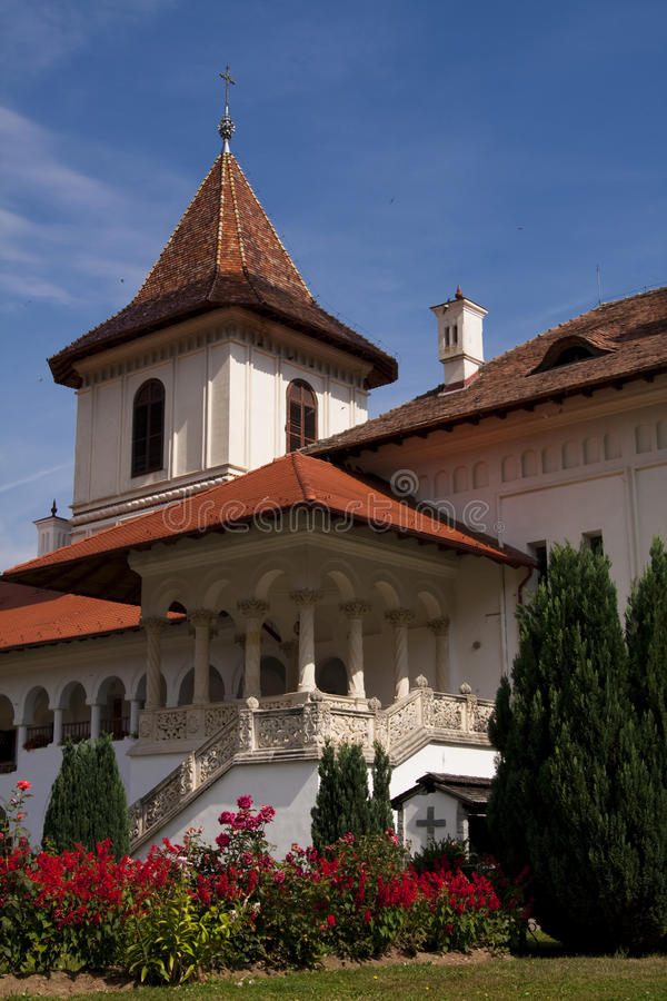 de ja monasteru sambata sus obraz royalty free