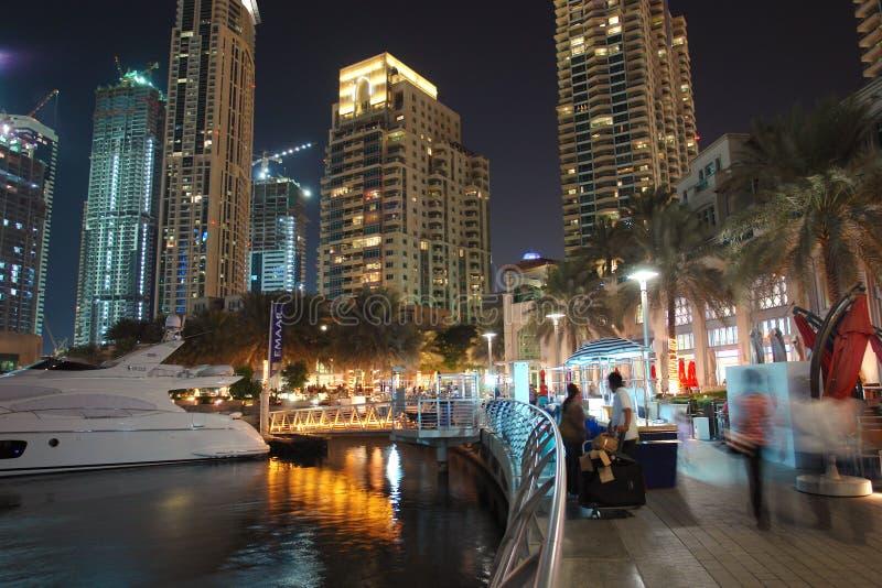 De Jachthaven van Doubai, Verenigde Arabische Emiraten #07 stock afbeelding