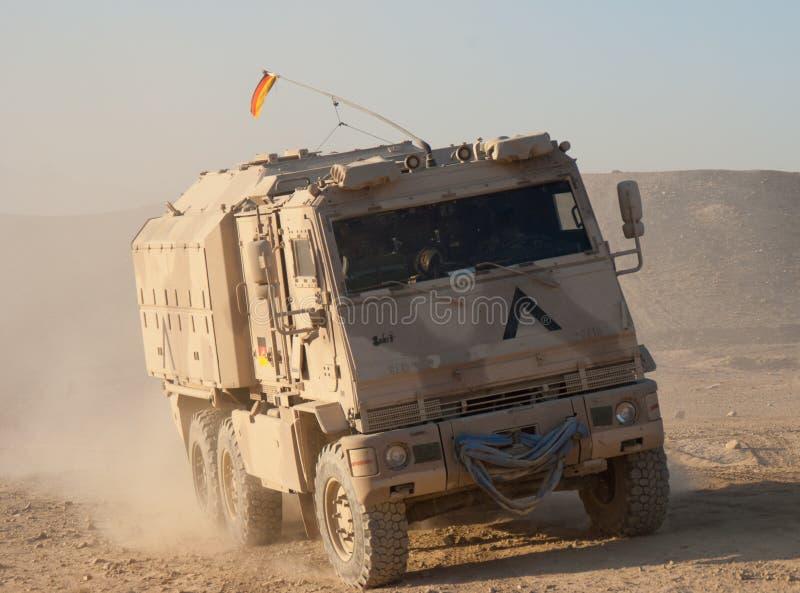 De JAKKEN van Rheinmetall stock foto's